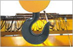 crane components, i -beam trolley, crane components in india